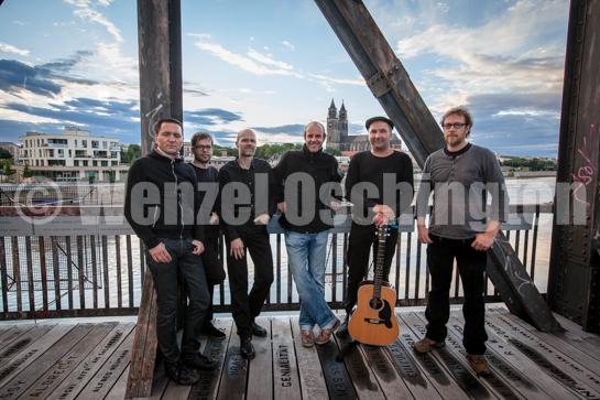 Martin Rühmann Band - Hubbrücke Magdeburg