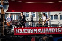 Impressionen vom Reeperbahn Festival 2014