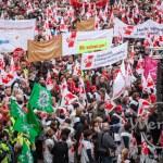 GEW-Kundgebung Magdeburg