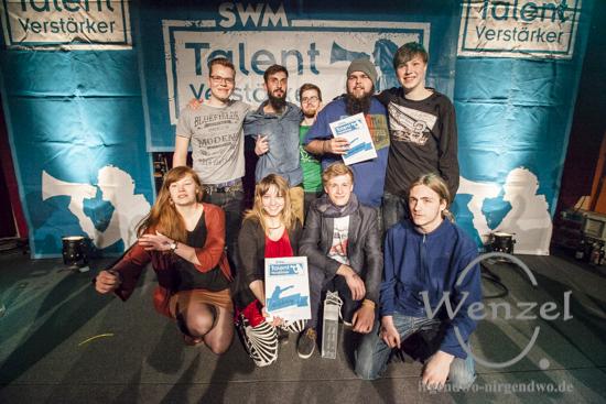 SWM TalentVerstärker - Sieger der 3. Vorrunde