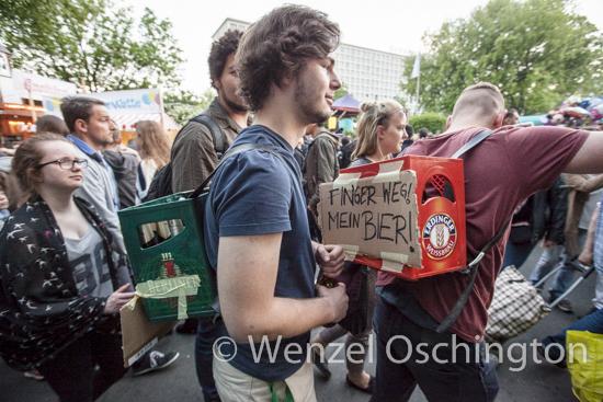 Karneval der Kulturen – Berlin zeigt sich international und multikulturell