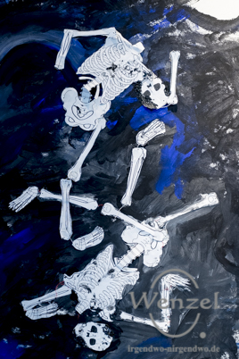 Diagnose Krebs - wie damit umgehen?  Kunst als Therapie?