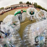 Bubble Football Open Air
