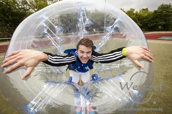 Bubble Football Open Air  -  Magdeburg