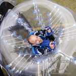 1. Bubble Football Open Air  -  Magdeburg