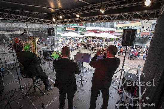 Feines Blech -  Fête de la musique Magdeburg