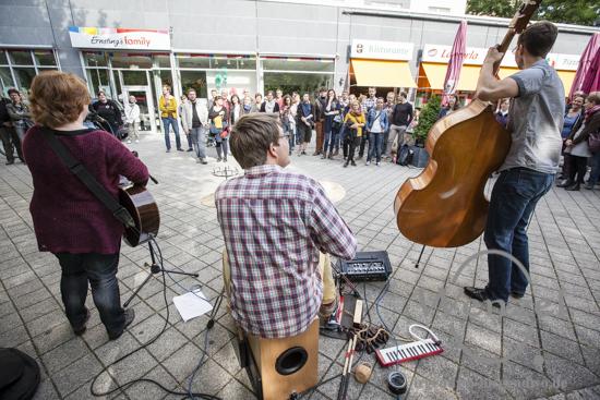 Me & Mr. Fox - Fête de la musique Magdeburg