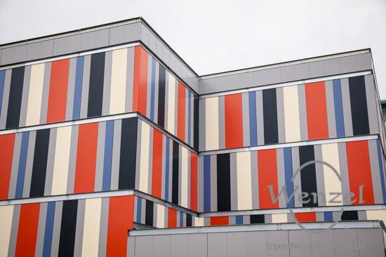 Parkhaus am Elbbahnhof - 274 Parkplätze auf vier Ebenen