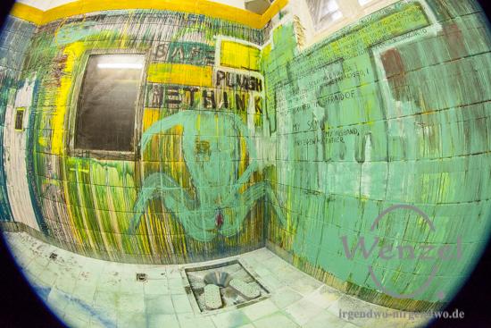 Kunst hinter Knastmauern - Neue Sinnlichkeit bietet Abkühlung