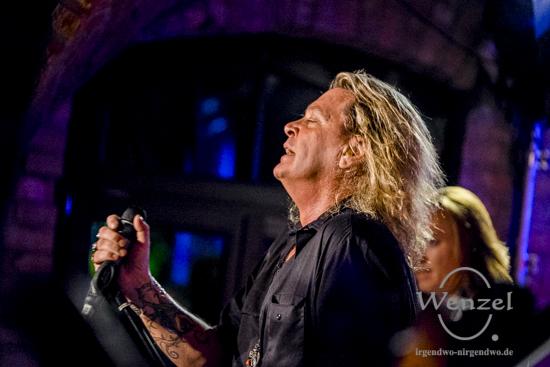 Bonfire - Glörious Tour 2015 - Festung Mark Magdeburg