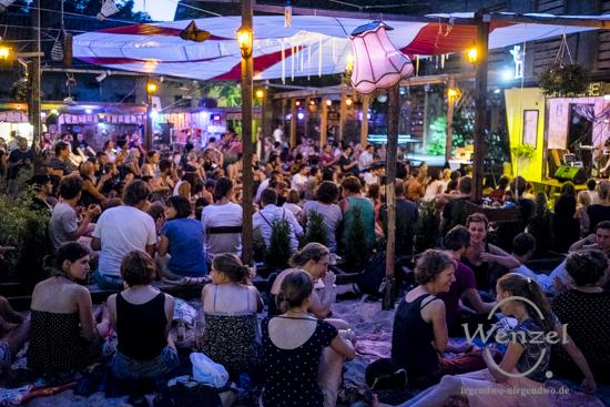 Gartenkonzert mit Phia - Datsche /  Magdeburg Buckau