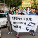 Refugees Welcome – Demo Magdeburg