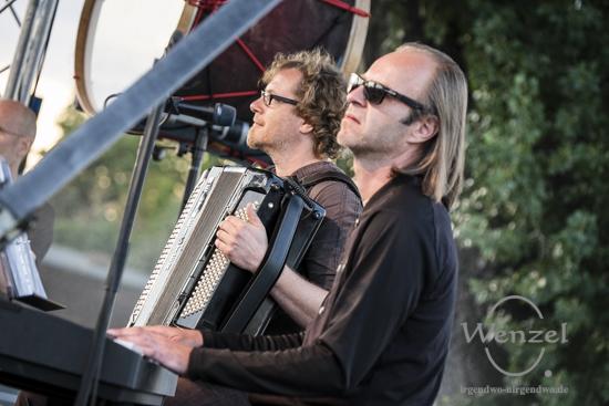 """Die Erde und Du"""" – ein Hafenkonzert / Rühmann & Rühmann Band"""