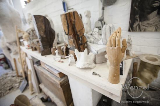 Marc Haselbach - Bildhauerei, Zeichnung, Skulptur
