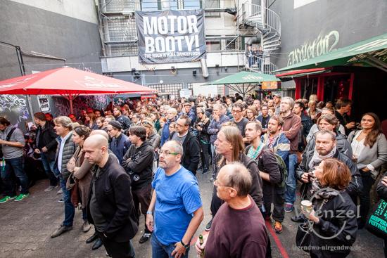 Elliot Moss - Reeperbahn Festival 2015
