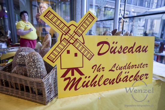 Bäckerei Düsedau - Gründermarkt Magdeburg 2015