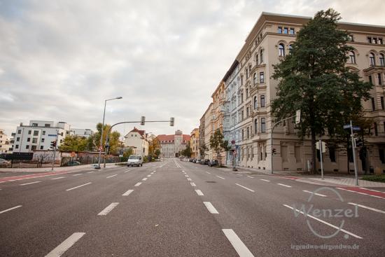 Magdeburg im Herbst - Schleinufer