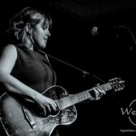 Lucy Ward im Volksbad Buckau