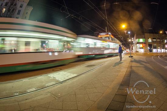 Nachtverkehr NACHTAKTIV mit den Linien N1 bis N9 startet täglich ab 23.15 Uhr am Alten Markt