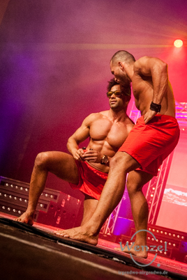 The Mantastic SixxPaxx  –  Menstrip-Show –  Altes Theater Magdeburg