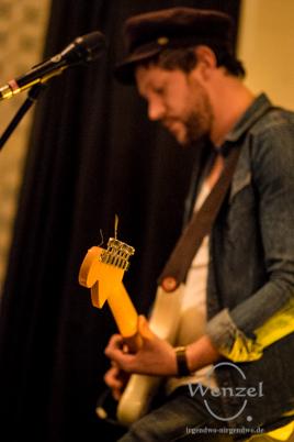 David Jonathan – Konzert im Strudelhof Magdeburg