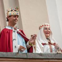 Kaiser-Otto-Fest - Ritter und Gaukler geben sich Stelldichein