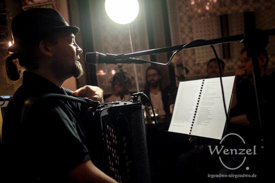 Martin Müller – Konzertlesung im Strudelhof Magdeburg