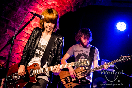 Infant King –  schnörkelloser Garage-Rock und Delta-Blues