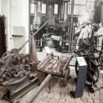Im Technikmuseum Magdeburg