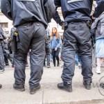 Magdeburg demonstriert