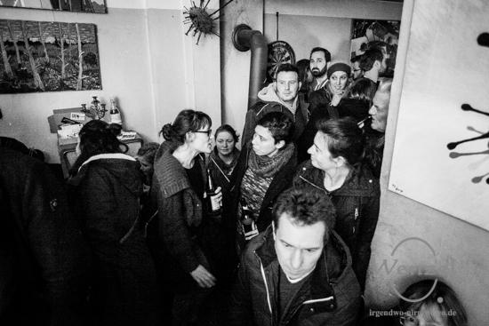 Kit und Klampfe - Konzert im Zooladen Buckau