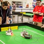 RoboCup Junior Finale  -  Messe Magdeburg