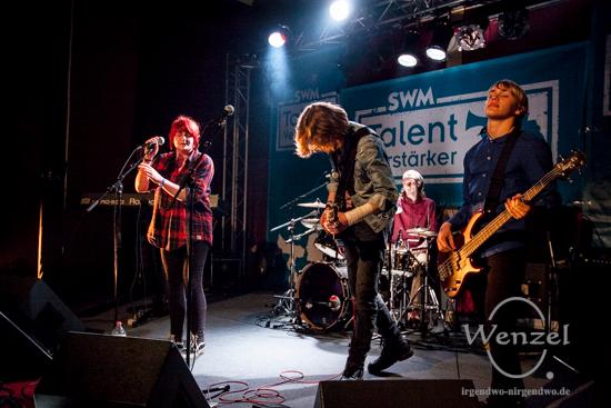 Under Skin (Publikumsgewinner)  – 2. Vorausscheid SWM TalentVerstärker