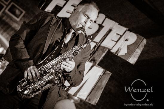 Fenster zum Turm Jazz-Edition mit Oskar Hahn & Frank Schöpke
