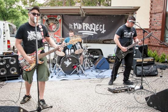 """""""Breath Bright Brüder"""" –  Streetgig Vol. 3  vor dem Getränkefeinkost Buckau - präsentiert von The MD Project"""