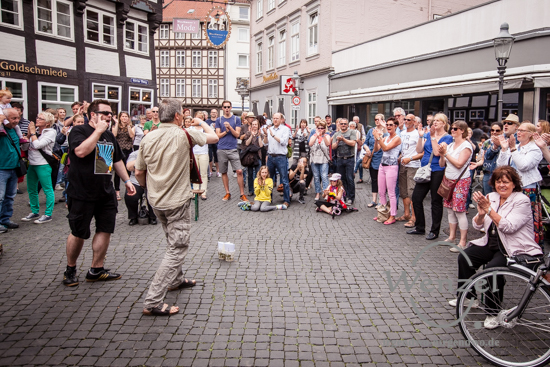 Royal Squeeze Box - buskers – Straßenmusikfestival Braunschweig