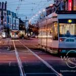 Neue Zielanzeigen für MVB Straßenbahnen