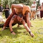Wikinger-Spiele der Otto' nen am Salbker See