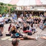 Gartenkonzert mit Loop Motor-Fotos