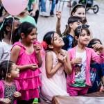 Interkulturelles Sommerfest der Caritas im Volksbad Buckau