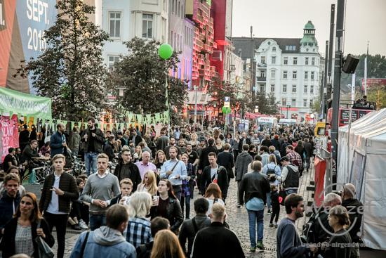 Reeperbahn Festival 2016, Impressionen Donnerstag –  Foto Wenzel-Oschington.de
