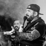 Lucifer Star Machine & The Ape Escape rocken Magdeburger  Studentenclub Baracke