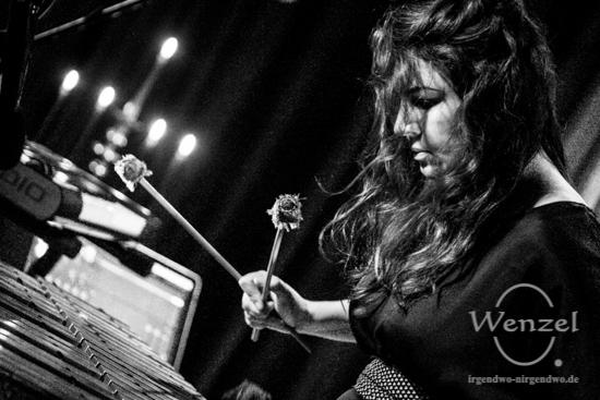 Anna Morley - Konzert im Volksbad Buckau –  Foto Wenzel-Oschington.de