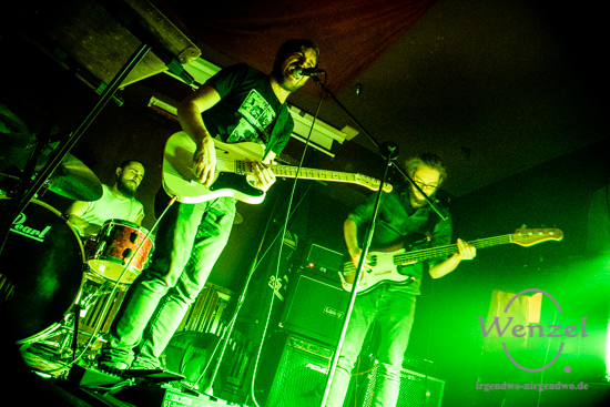 Groove Experience, Lions City Pub, Magdeburg, TALES OF NEBULA –  Foto Wenzel-Oschington.de