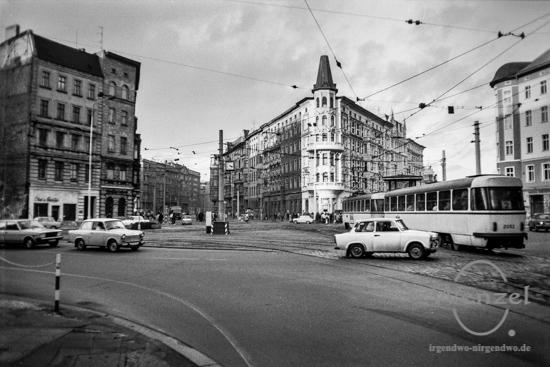 Ein Land vor langer Zeit  –  Bilddokumente  aus den letzten Jahren der DDR,  die das Leben im damaligen Magdeburg widerspiegeln –  Foto Wenzel-Oschington.de