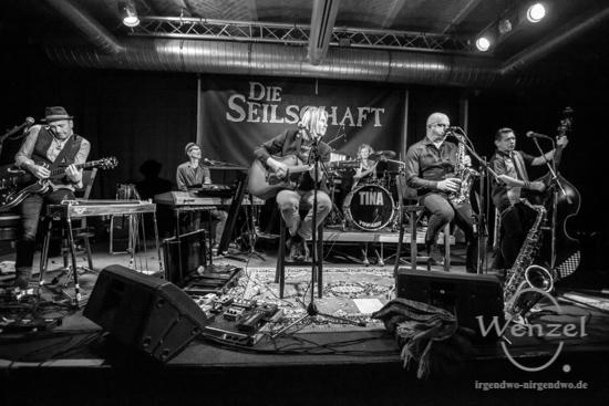 Seilschaft lässt Gundermann-Lieder wieder lebendig werden –  Foto Wenzel-Oschington.de