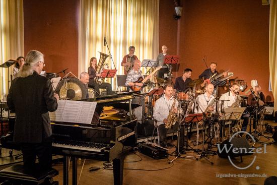 LeipJAZZig-Orkester  –  Magdeburger Jazztage JETZT –  Foto Wenzel-Oschington.de