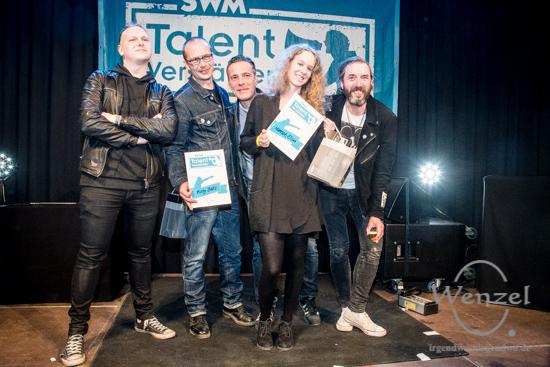 Rusty Balls und Hannah Elisa sind die letzten beiden Finalisten des SWM TalentVerstärker –  Foto Wenzel-Oschington.de