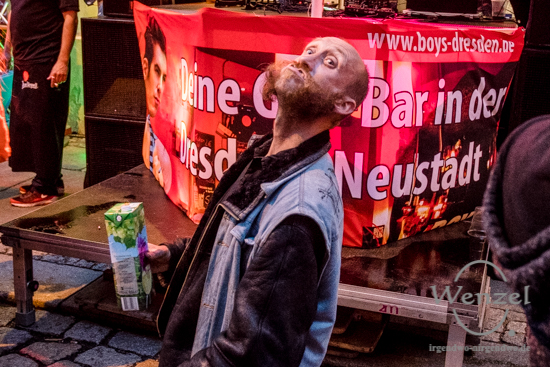 Bunte Republik Neustadt, Dresden, Neustadt, Straßenfest, BRN, Drei-Tage-Staat, Mikronation, Kultur 2000 e.V., Schwafelrunde, Uzupis, Freie Republik Schwarzenberg –  Foto Wenzel-Oschington.de