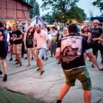 Rage & Love beim Vakuum Festival in Magdeburg Buckau